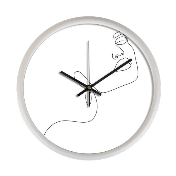 ساعت دیواری مینی مال لاکچری مدل 35Dio3_0223