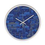 ساعت دیواری مینی مال لاکچری مدل 35Dio3_0234 thumb