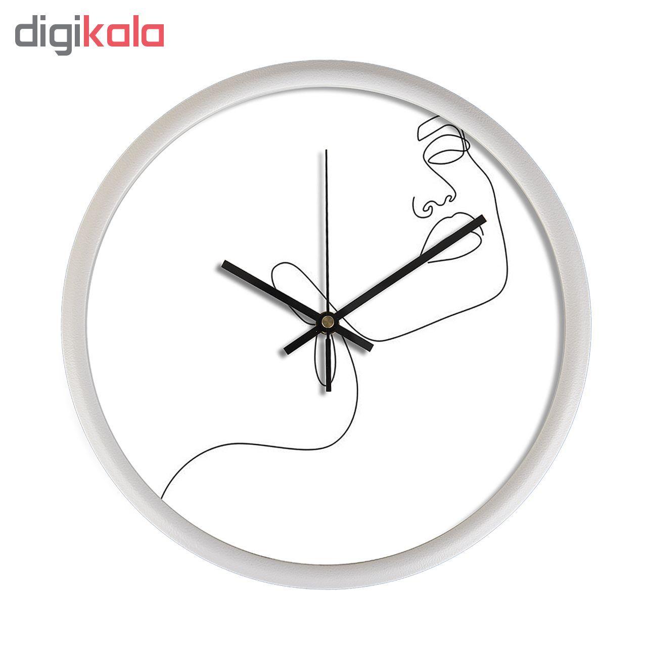 ساعت دیواری مینی مال لاکچری مدل 35Dio3_0223 main 1 1