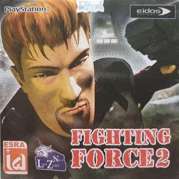 بازی Fighting Force 2 مخصوص PS1
