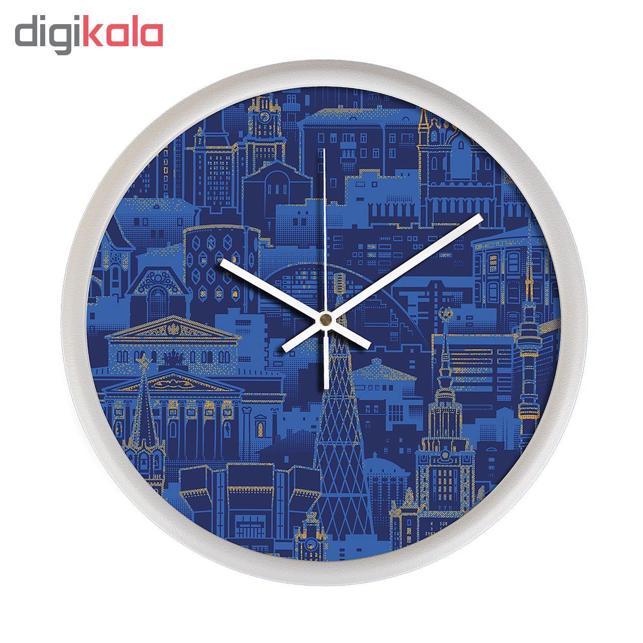 ساعت دیواری مینی مال لاکچری مدل 35Dio3_0234 main 1 1