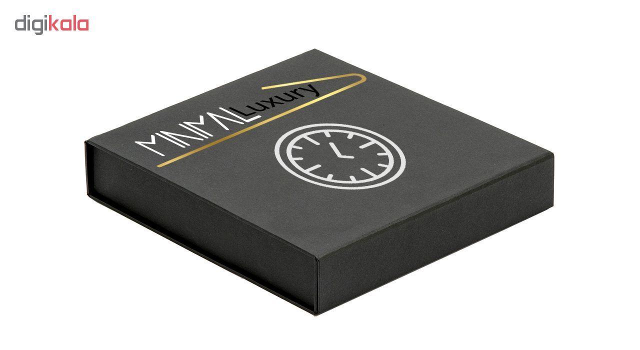 ساعت دیواری مینی مال لاکچری مدل 35Dio3_0223 main 1 4