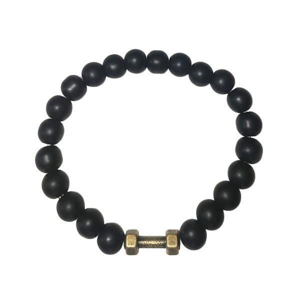 دستبند مردانه طرح دنبل کد 777