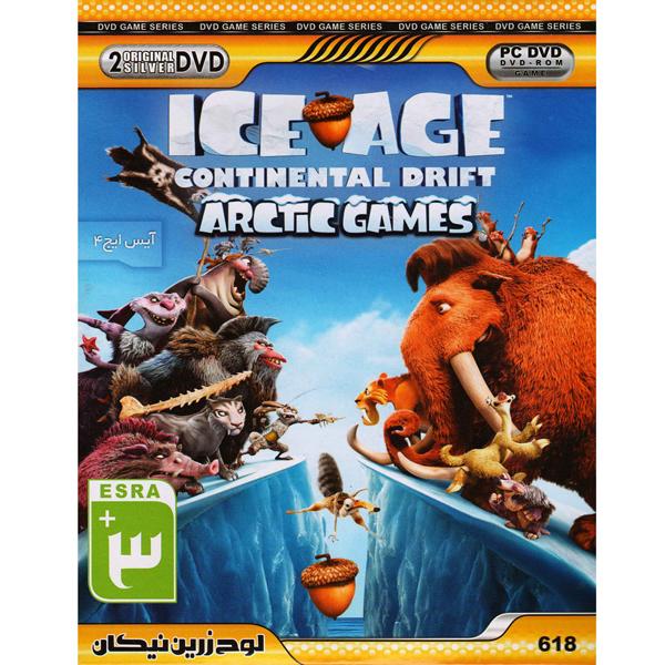 خرید اینترنتی بازی ICE AGE CONTINENTAL DRIFT ARCTIC GAMES مخصوص PC اورجینال