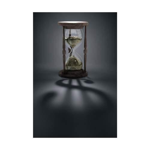 تابلو شاسی طرح ساعت شنی کد20101