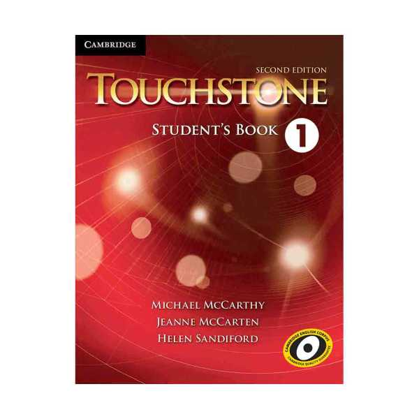 کتاب Touchstone 1 اثر Michael McCarthy انتشارات Cambridge