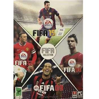 مجموعه بازی fifa collection مخصوص pc