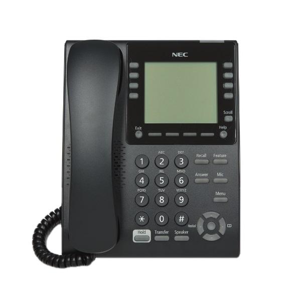 تلفن تحت شبکه ان ای سی مدل BE115114