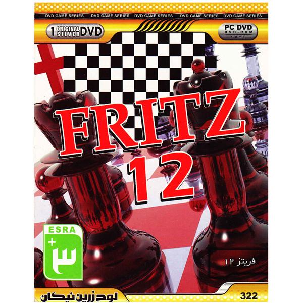 بازی Fritz 12 مخصوص pc