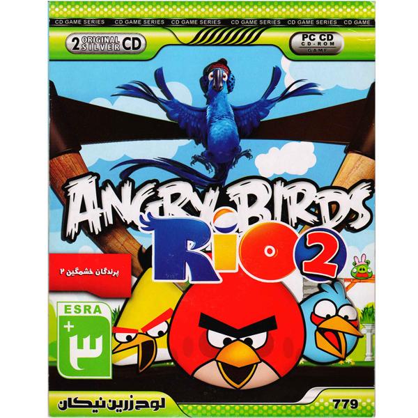 بازی   Angry Birds Rio 2 مخصوص PC