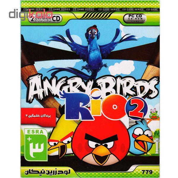 خرید اینترنتی بازی Angry Birds Rio 2 مخصوص PC اورجینال