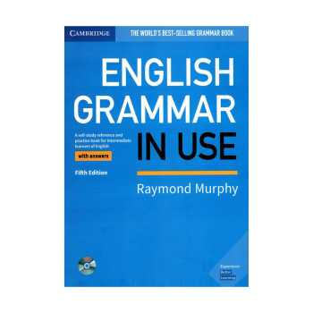 کتاب Grammar in Use Intermediate اثر Raymond Murphy انتشارات Cambridge