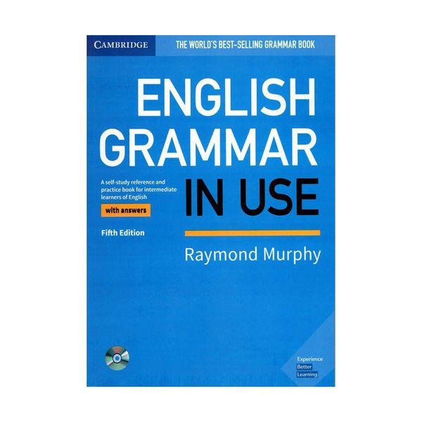 کتاب Grammar in Use Intermediate اثر Raymond Murphy انتشارات Cambridge