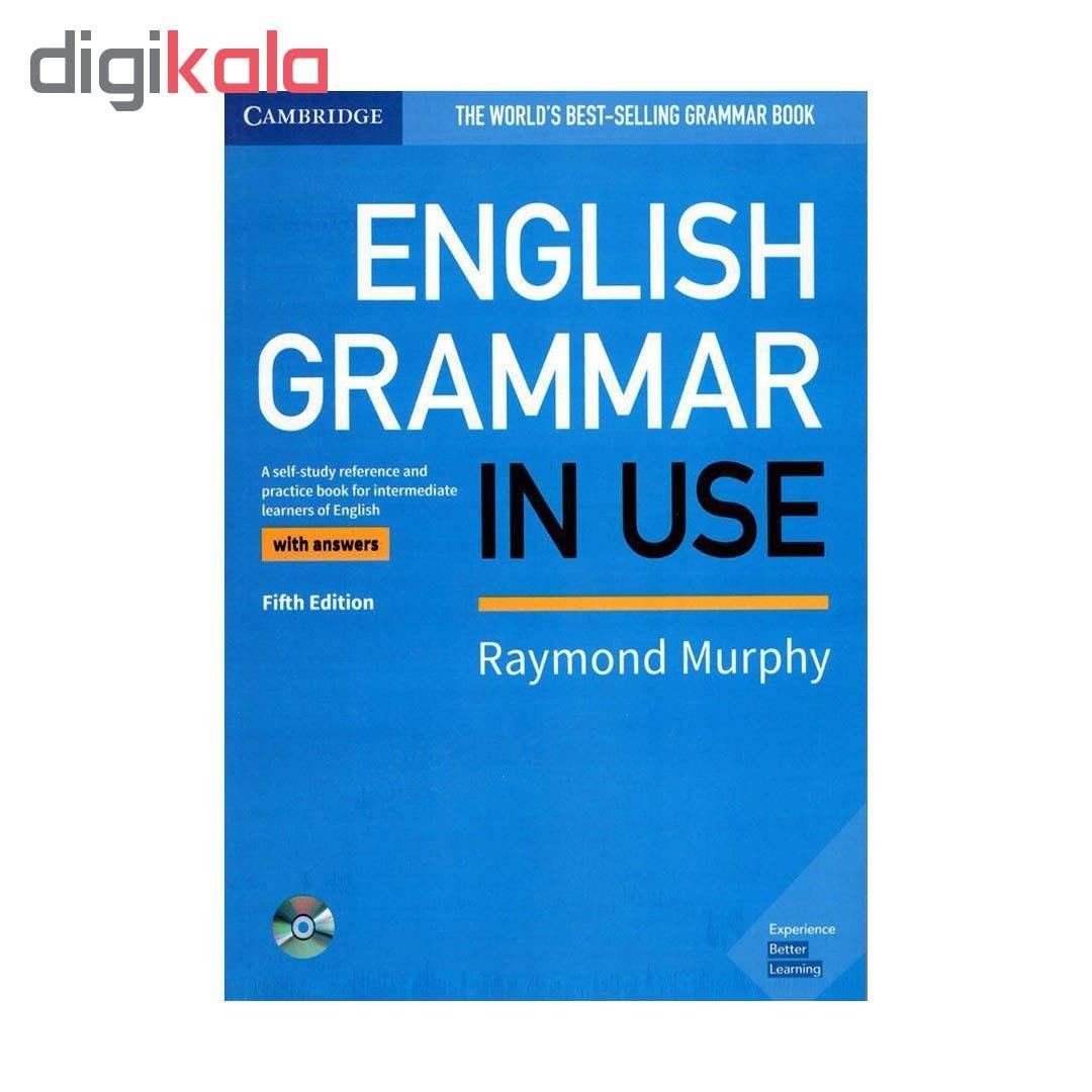 کتاب Grammar in Use Intermediate اثر Raymond Murphy انتشارات Cambridge main 1 1