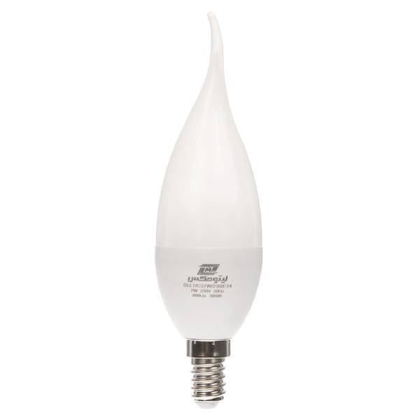 لامپ ال ای دی 7 وات لیتومکس مدل 001 پایه E14