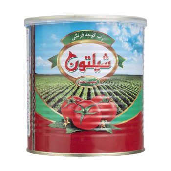 رب گوجه فرنگی شیلتون وزن 800 گرم