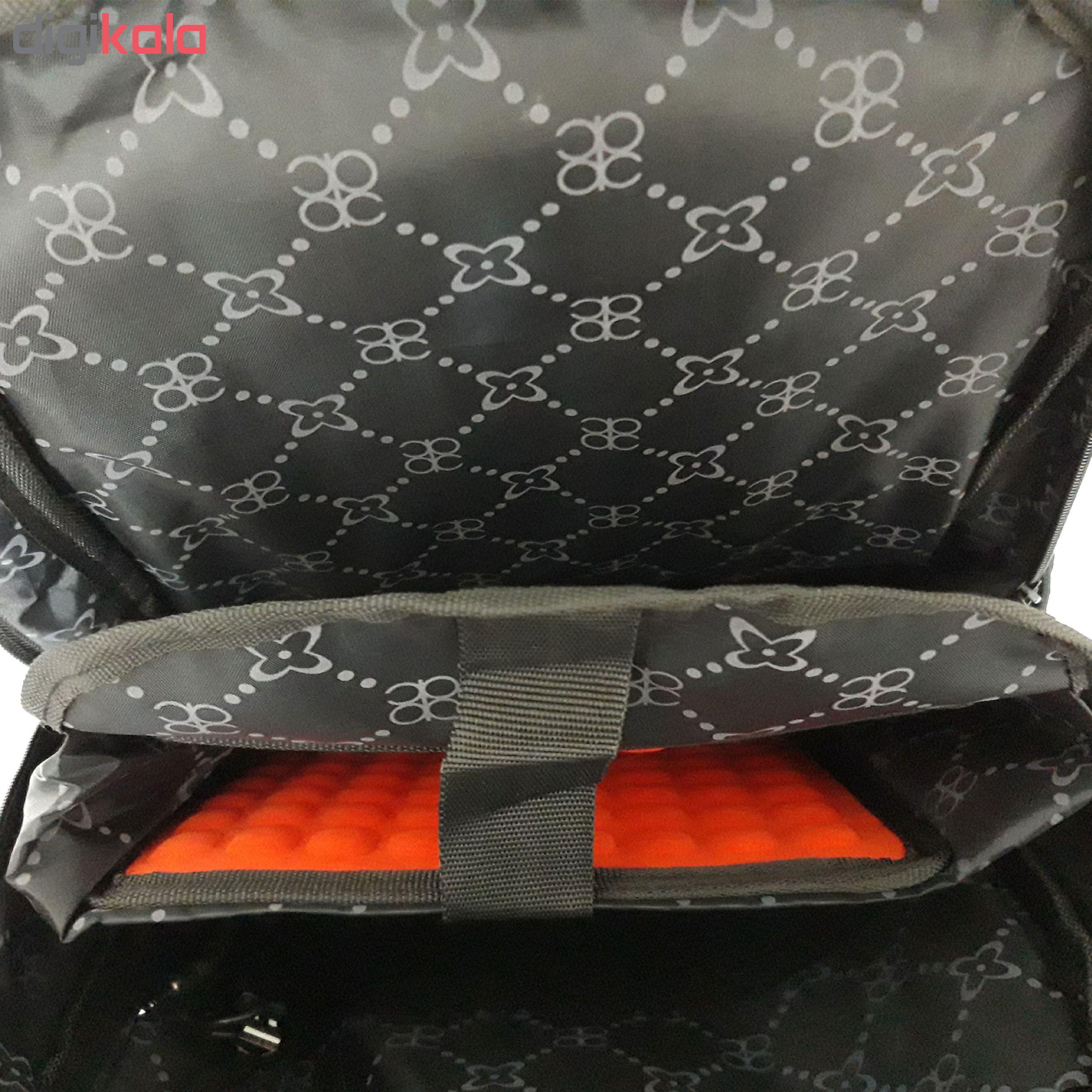 کوله پشتی لپ تاپ مدل R185 مناسب برای لپ تاپ 15 تا 17 اینچی