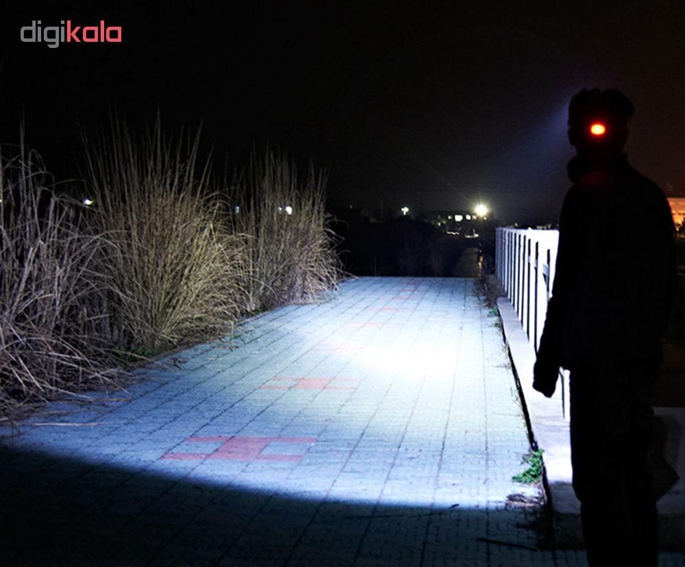 چراغ پیشانی کد Tbhe998
