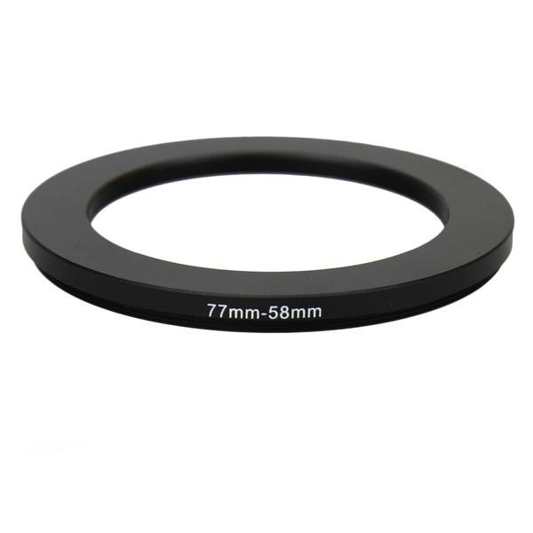 آداپتور فیلتر کی وی مدل 77mm-58mm