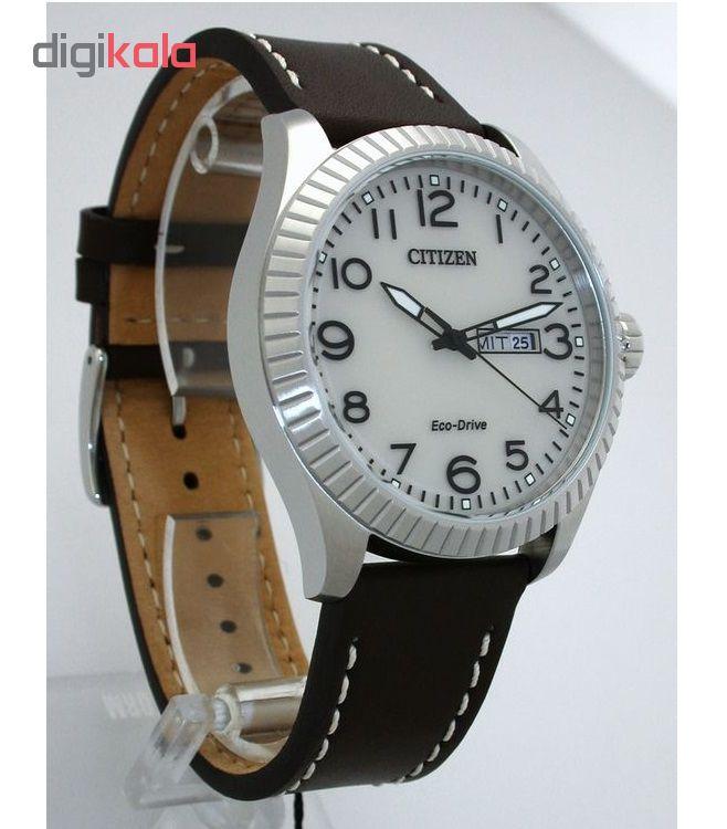 ساعت مچی عقربه ای مردانه سیتی زن کد BM8530-11X
