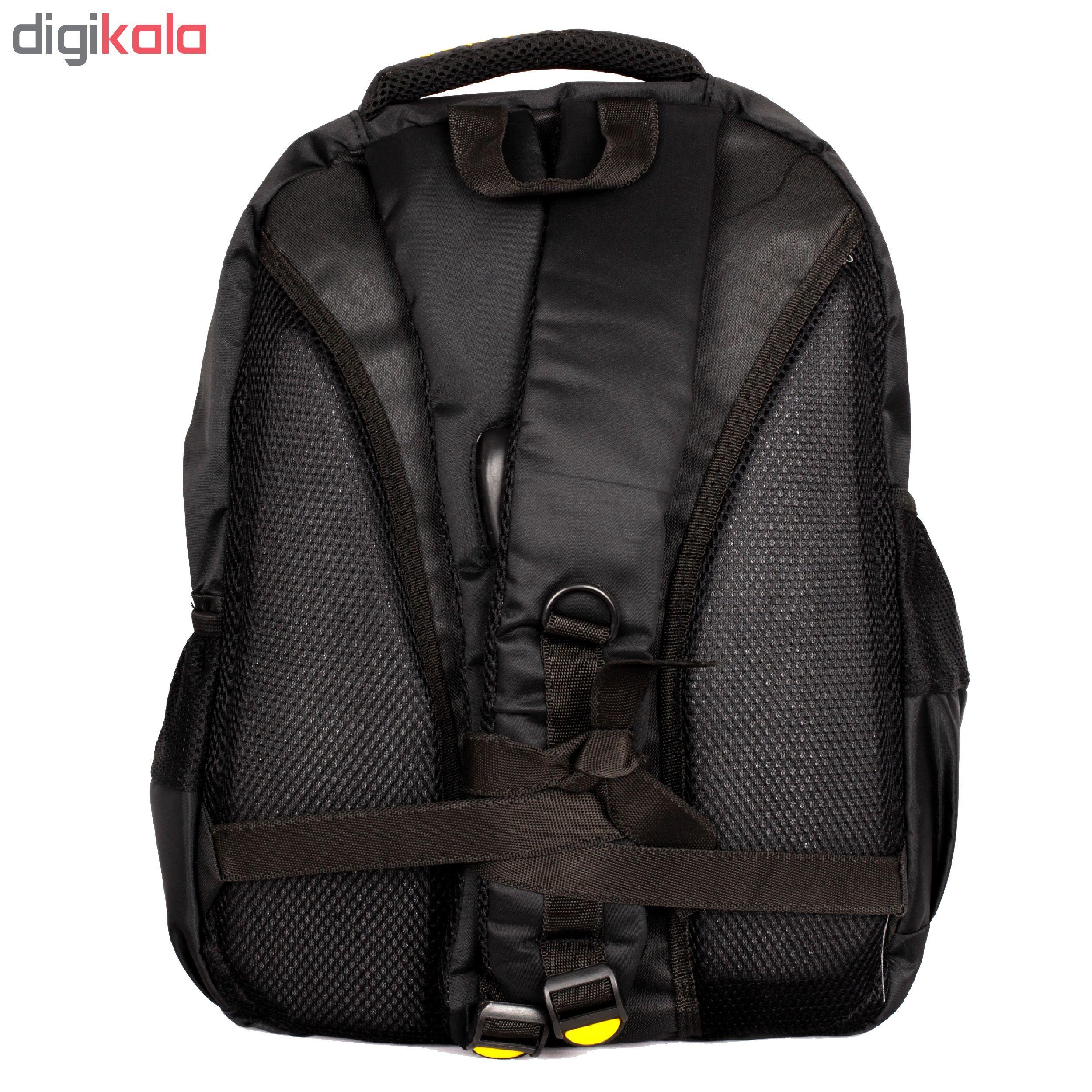کوله پشتی لپ تاپ مدل SD113 مناسب برای لپ تاپ 15.6 اینچی