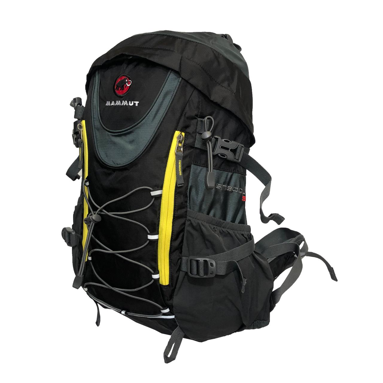 کوله پشتی کوهنوردی 35 لیتری ماموت کد HK1
