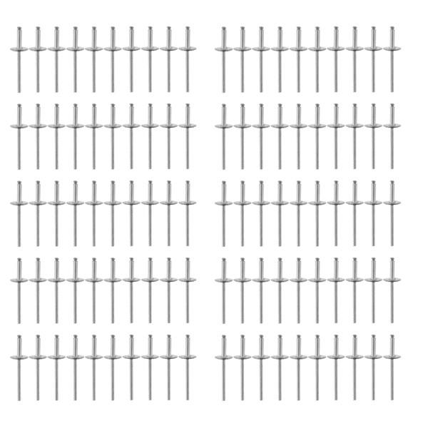 میخ پرچ کد 1004016 بسته 100 عددی