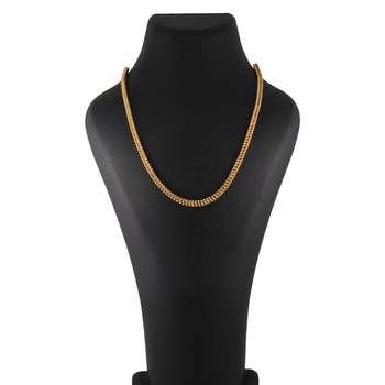 گردنبند طلا 18 عیار زنانه گوی گالری کد G456