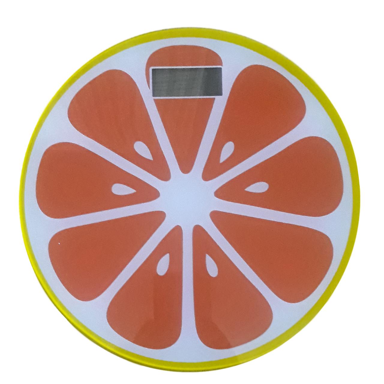 ترازو دیجیتال طرح پرتقال