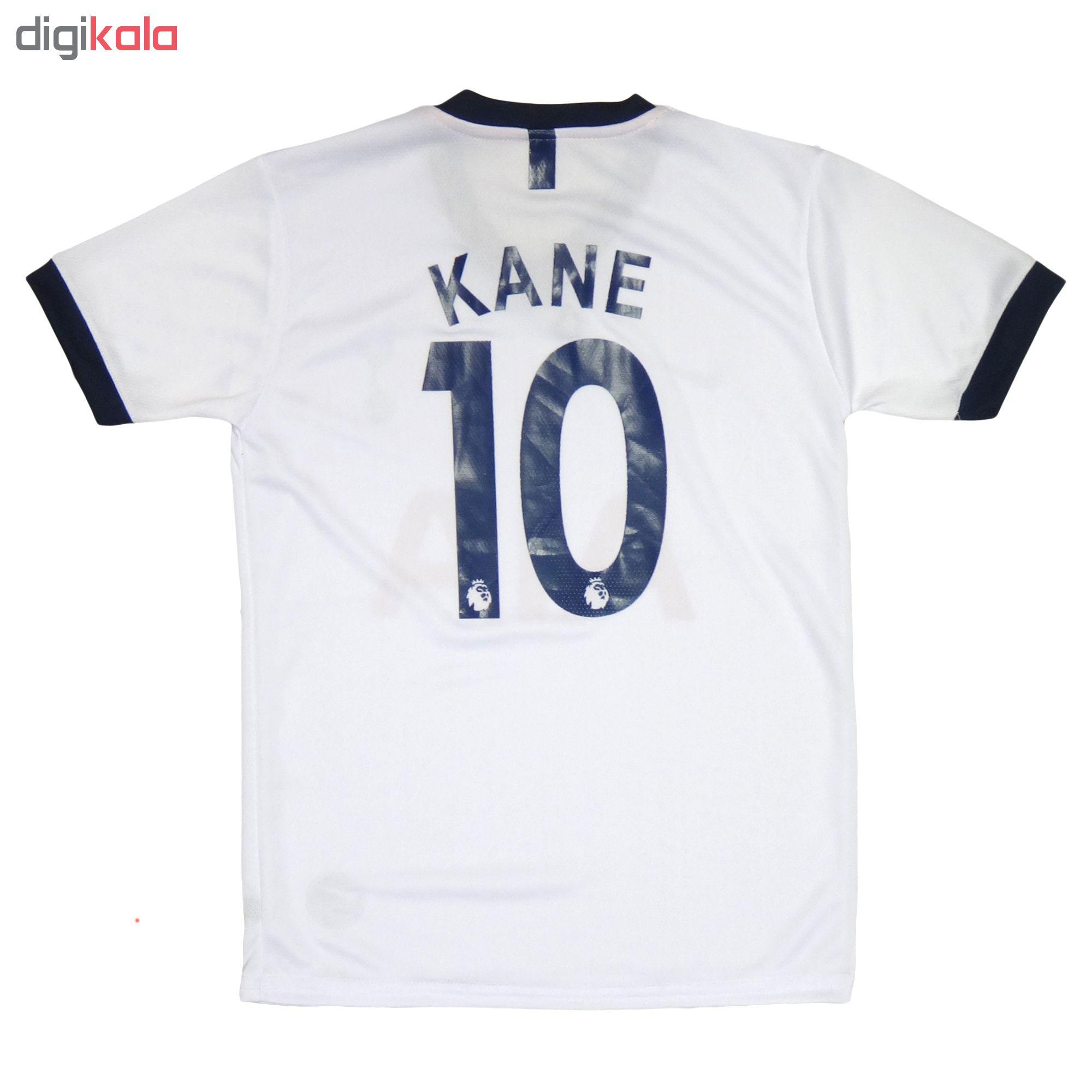 ست پیراهن و  ورزشی پسرانه طرح تاتنهام کد Tottenham-2020