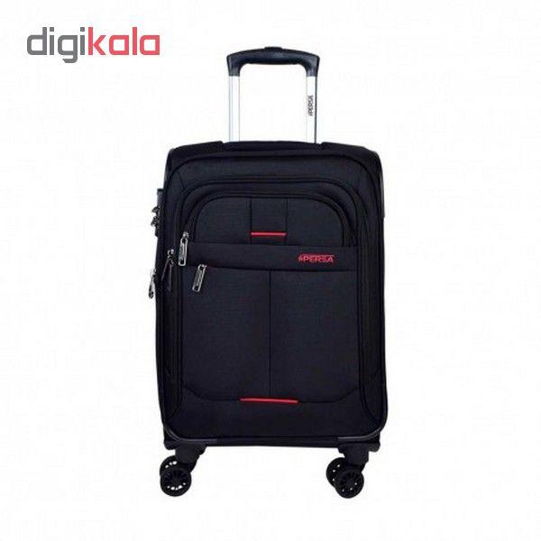 چمدان پرسا کد 02 سایز متوسط