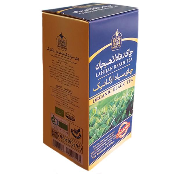 چای سیاه چای رفاه لاهیجان مقدار 160 گرم