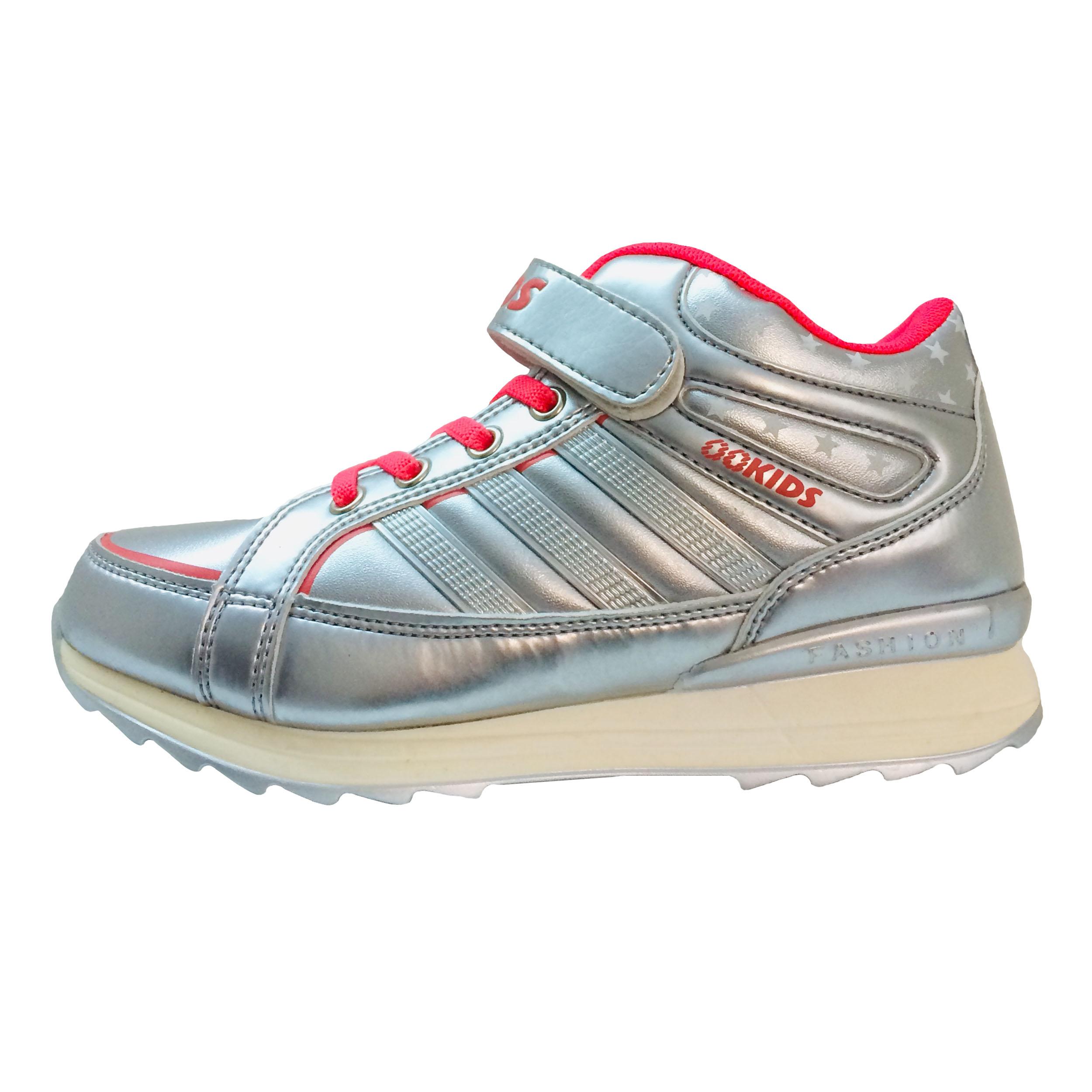 کفش مخصوص پیاده روی دخترانه  مدل  star کد kxj3222