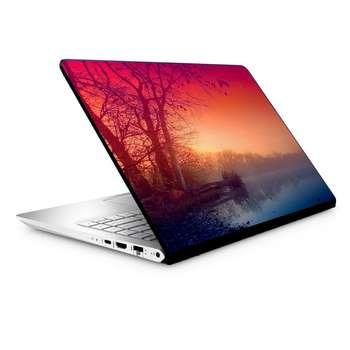 استیکر لپ تاپ طرح طبیعت مدل TIE176 مناسب برای لپ تاپ 15.6 اینچ