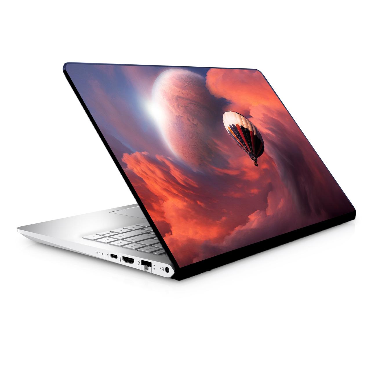 استیکر لپ تاپ طرح طبیعت  کد TIE192 مناسب برای لپ تاپ 15.6 اینچ