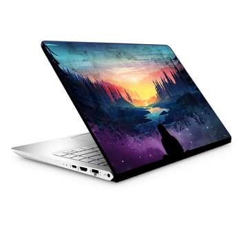استیکر لپ تاپ طرح طبیعت کد TIE200 مناسب برای لپ تاپ 15.6 اینچ