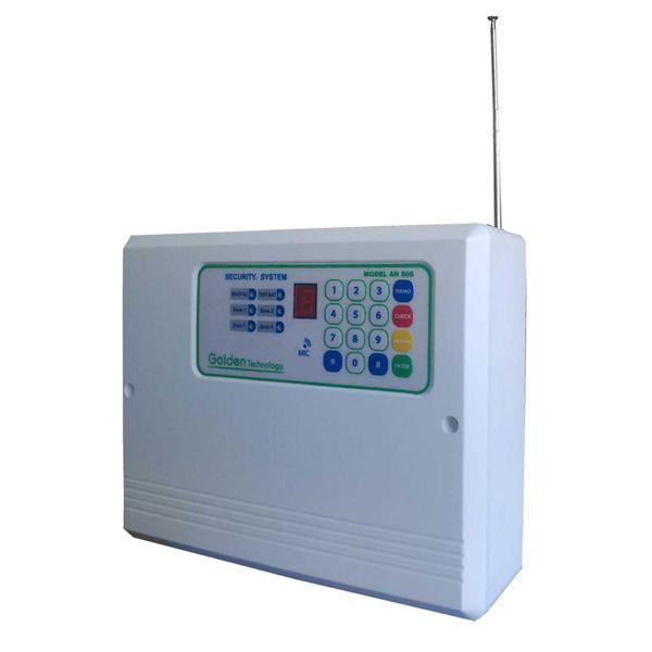 دزدگیر اماکن گلدن تکنولوژی مدل AN 806