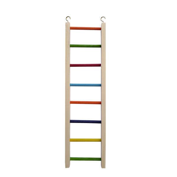 نردبان اسباب بازی پرندگان  کد 1034 سایز S