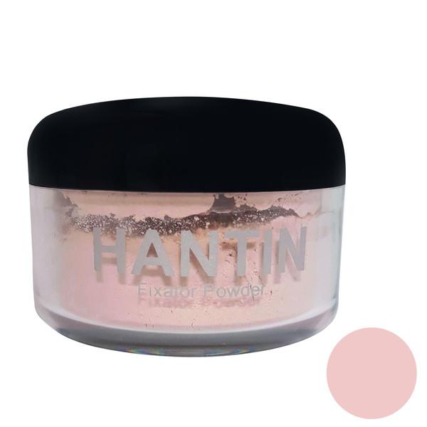 پودر تثبیت کننده آرایش هانتین شماره H 03