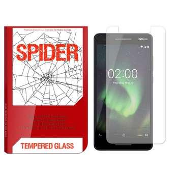 محافظ صفحه نمایش اسپایدر مدل S-TMP002 مناسب برای گوشی موبایل نوکیا 2.1