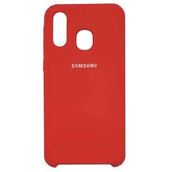 کاور مدل SIL-22 مناسب برای گوشی موبایل سامسونگ Galaxy A40