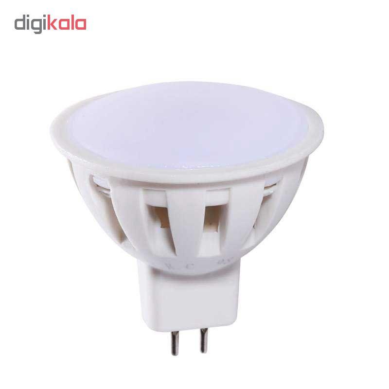 لامپ هالوژن 5 وات مدل ws 001 پایه MR16