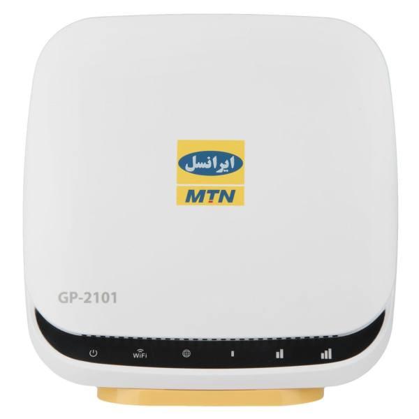 مودم TD-LTE ایرانسل مدل GP-2101 به همراه 24 گیگابایت اینترنت 3 ماهه