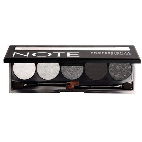 سایه چشم نوت سری Professional Palette شماره 105