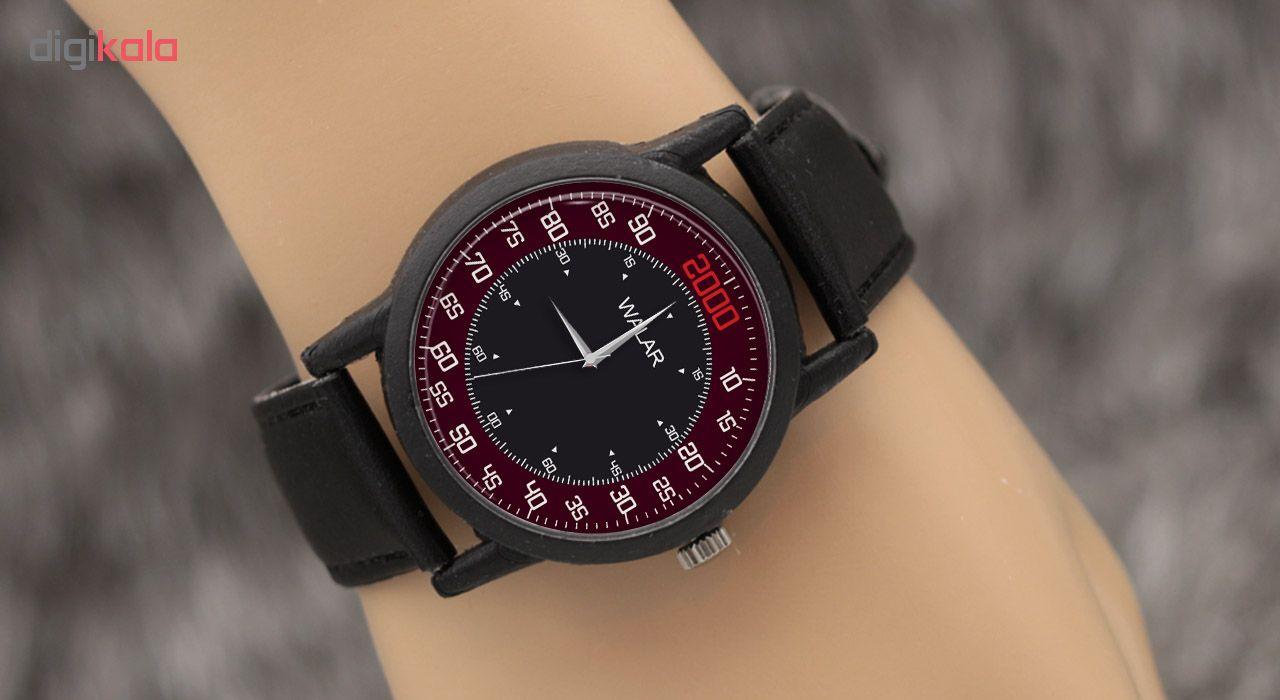 کد تخفیف                                      ساعت مچی عقربه ای والار کد LF1530