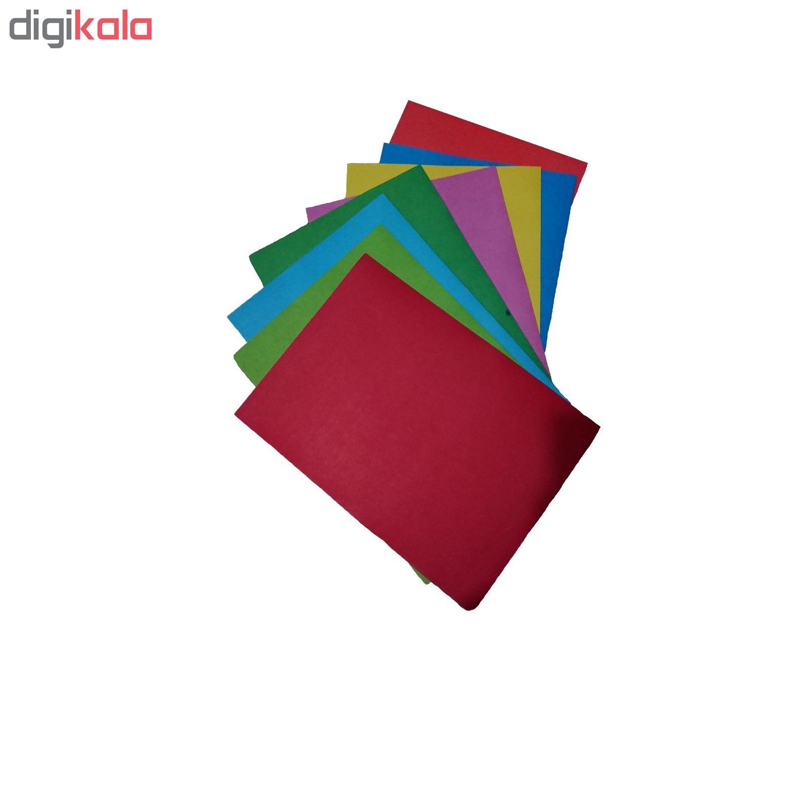 کاغذ رنگی A4 کد 40 بسته 100 عددی  main 1 1