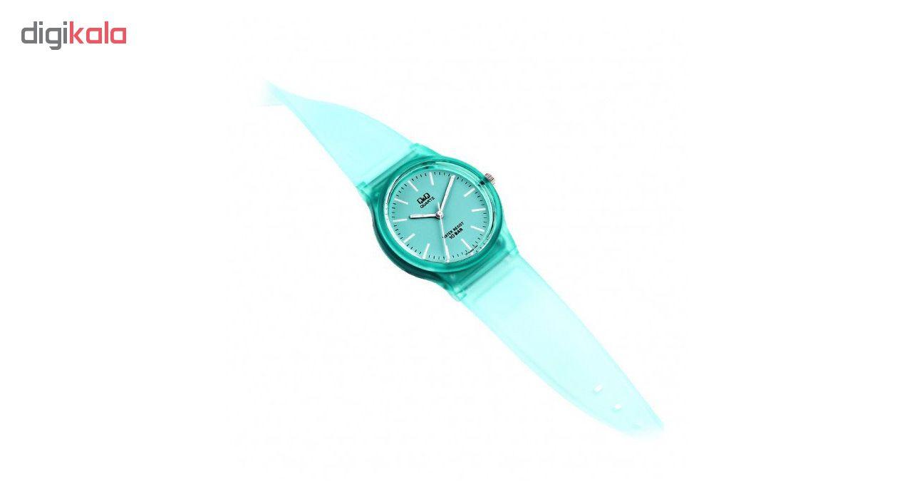 ساعت  زنانه کیو اند کیو کد VP46J032Y