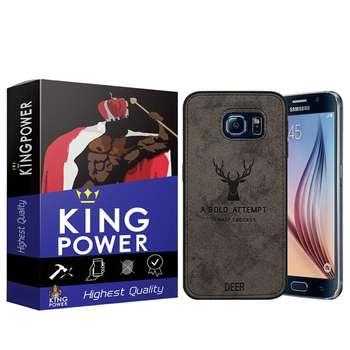 کاور کینگ پاور مدل D21 مناسب برای گوشی موبایل سامسونگ Galaxy S6