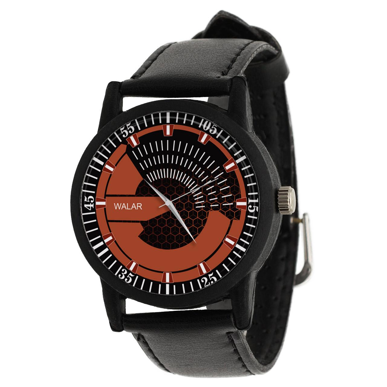 کد تخفیف                                      ساعت مچی عقربه ای والار کد LF1528