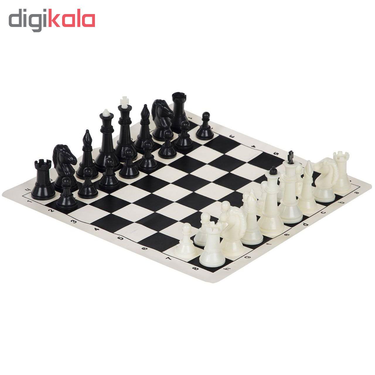 شطرنج آیدین کد 3